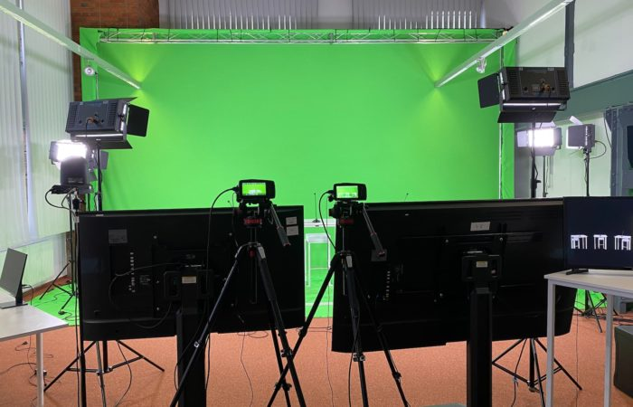 go4live Greenscreen Studio