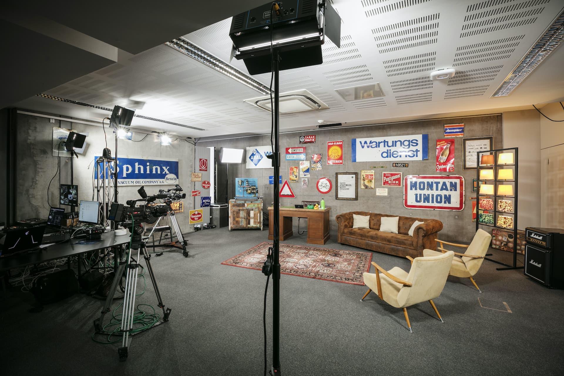 11go4live Vintage Studio